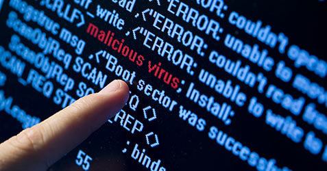 Protect from cyber-attacks and advanced threats