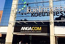 Успешно представяне на ANGA.COM